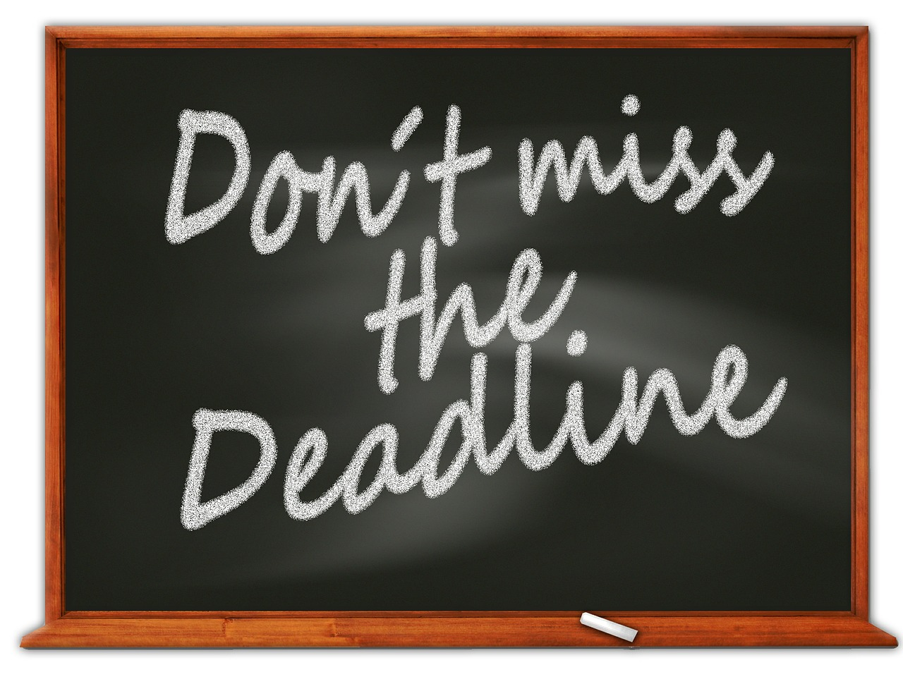 A good contract tracking system means you won't miss important contract renewal deadlines.
