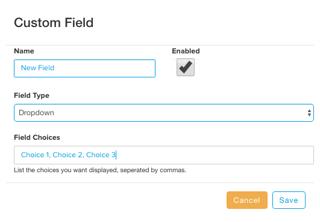 Custom Field