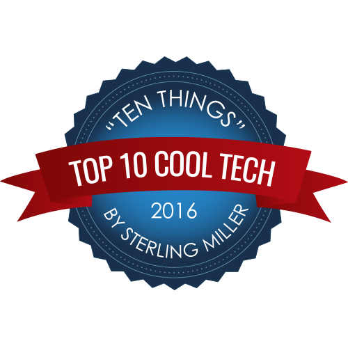 Top 10 Cool Tech