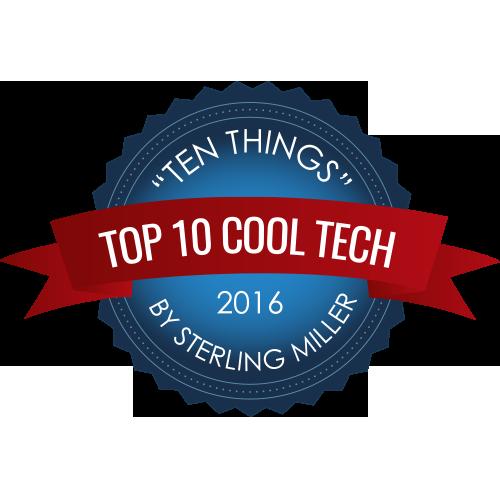 Top 10 Cool Tech