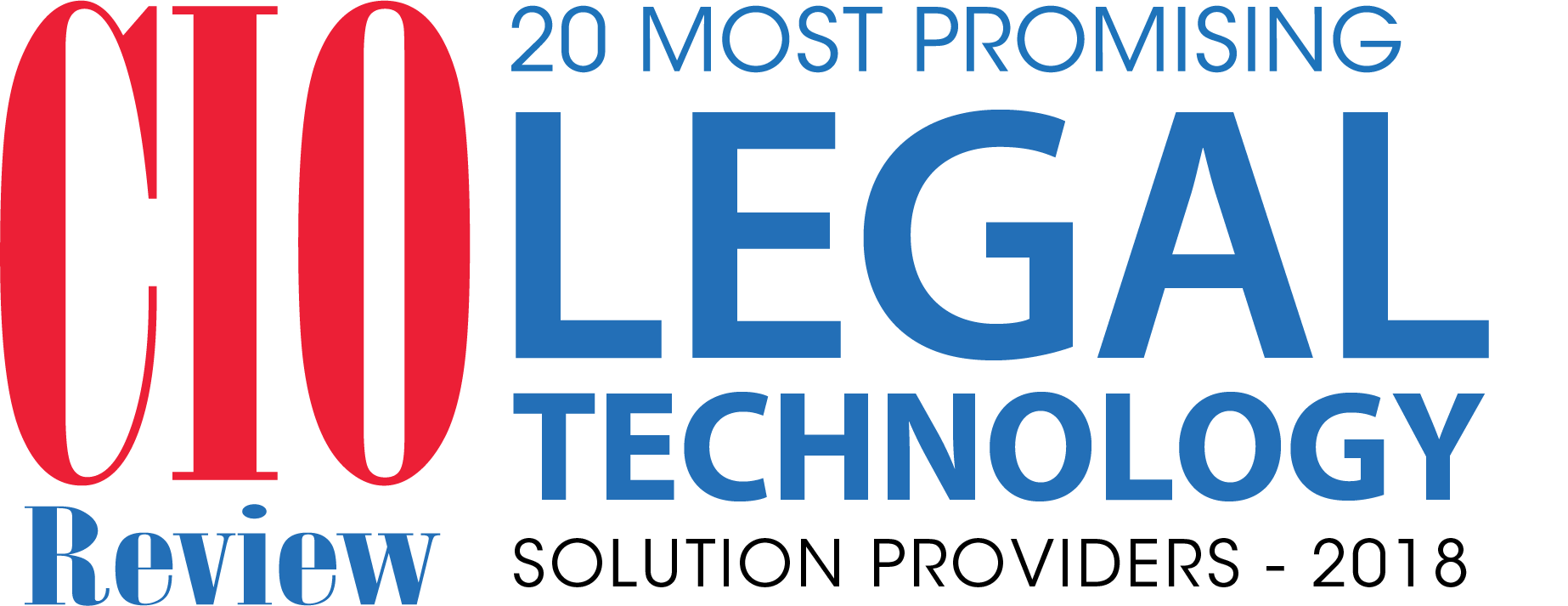 CIO named ContractSafe as one of the top providers of legal technology solutions for 2018.