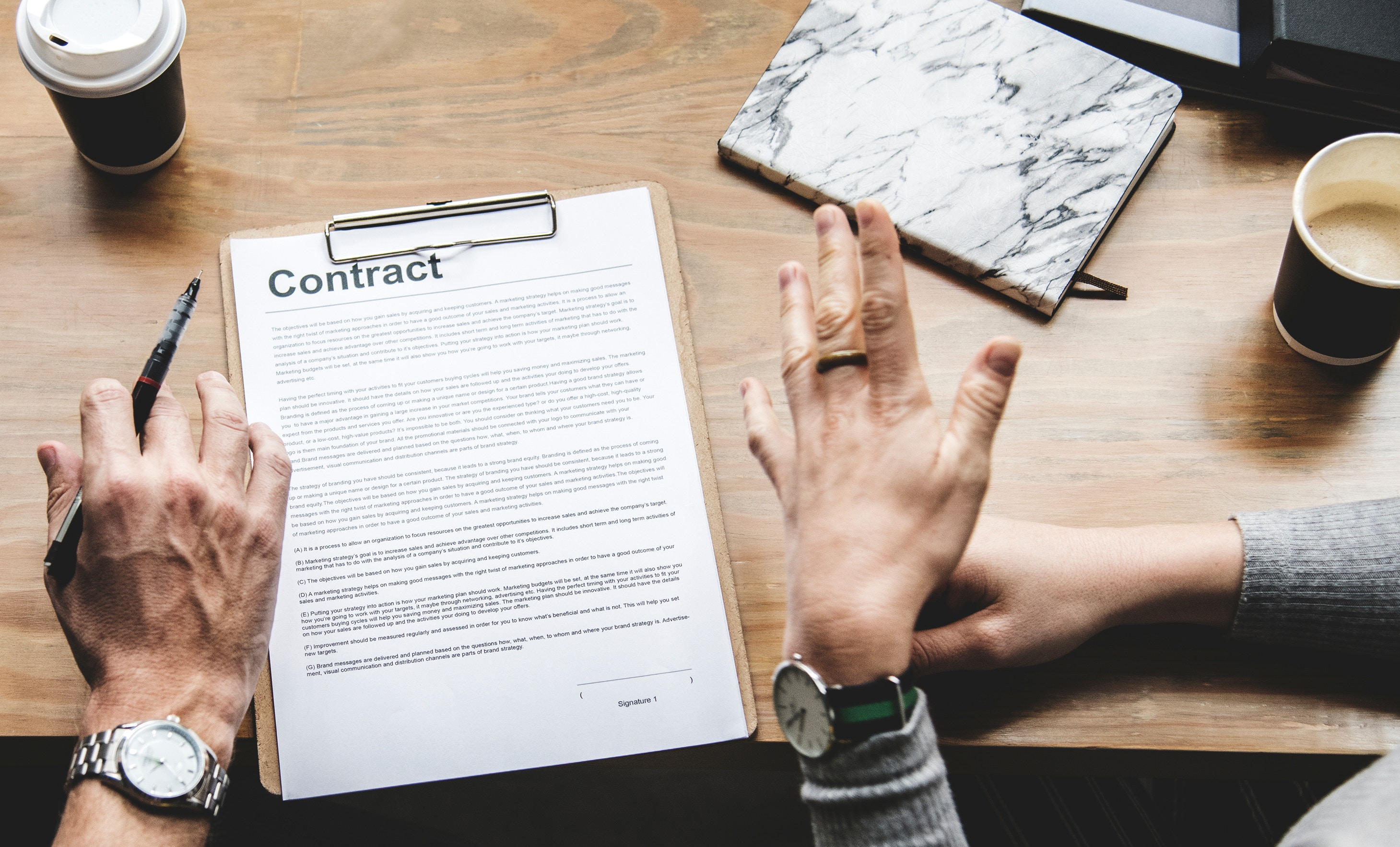 The Statute of Frauds helps define fraud in contract law.