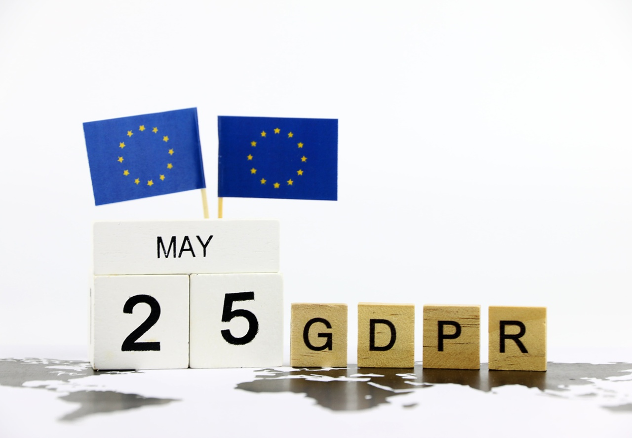 GDPR with Date blocks and E.U. flags